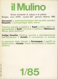 Copertina del fascicolo dell'articolo Il problema del commercio al minuto: una situazione arcaica