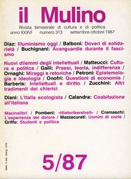 Copertina del fascicolo dell'articolo Avanguardie durante il fascismo. Umberto Barbaro, il realismo, l'immaginismo