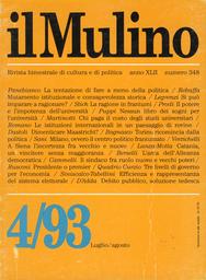 Copertina del fascicolo dell'articolo Il potere e l'impotenza dell'università