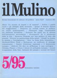 Copertina del fascicolo dell'articolo Se il sindacato disfa la tela