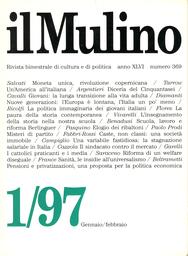 Copertina del fascicolo dell'articolo Nuove generazioni: l'Europa è lontana, l'Italia un po' meno
