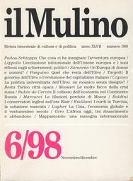 Copertina del fascicolo dell'articolo Che cosa ci ha insegnato l'avventura europea