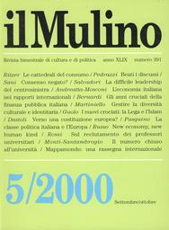 Copertina del fascicolo dell'articolo Il numero chiuso all'università. Discussione