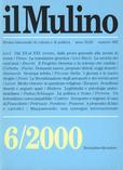cover del fascicolo, Fascicolo arretrato n.6/2000 (novembre-dicembre)