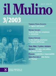 Copertina del fascicolo dell'articolo La politica nel salotto televisivo