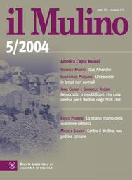 Copertina del fascicolo dell'articolo Il sindacato nel sistema bipolare