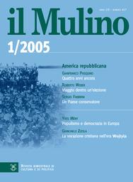 Copertina del fascicolo dell'articolo Il calcio, nuova commedia dell'arte