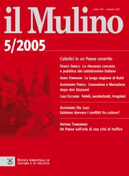 Copertina del fascicolo dell'articolo Fedeli, secolarizzati, irregolari: i cattolici italiani