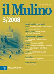 Copertina del fascicolo dell'articolo Quando la difesa del territorio diventa voto