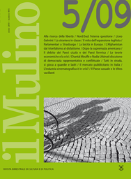 Copertina del fascicolo dell'articolo Il mercato pubblicitario in Italia