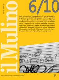 Copertina del fascicolo dell'articolo Le mafie e le responsabilità della politica