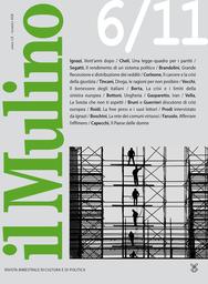 Copertina del fascicolo dell'articolo La crisi e i limiti della sinistra europea