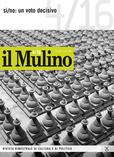 cover del fascicolo, Fascicolo digitale arretrato n.4/2016 (July-August) da il Mulino
