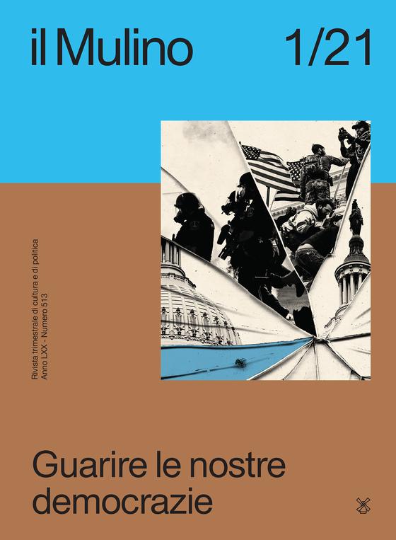 Cover del fascicolo Guarire le nostre democrazie