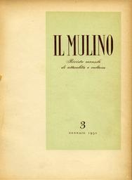 Copertina del fascicolo dell'articolo L'avventura scenografica del seicento