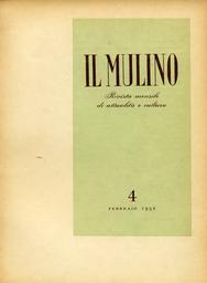 Copertina del fascicolo dell'articolo Poesia di Gaetano Arcangeli