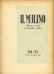 Copertina del fascicolo dell'articolo Sociologia empirica, storiografia e storicismo