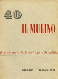Copertina del fascicolo dell'articolo Francia del dopoguerra