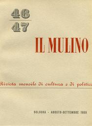 Copertina del fascicolo dell'articolo Narrativa italiana