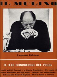 Copertina del fascicolo dell'articolo Il XXII Congresso del Pcus