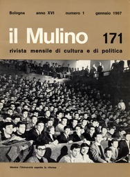 Copertina del fascicolo dell'articolo Interrogativi sul riordinamento dell'Università