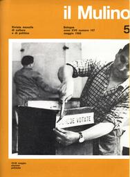 Copertina del fascicolo dell'articolo Aspetti clinici e psicopatologici dell'insufficienza mentale