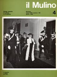 Copertina del fascicolo dell'articolo Il vestito stretto degli innovatori